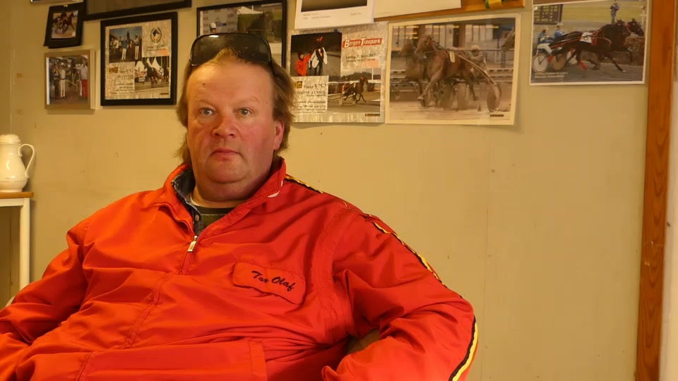Tor Olaf Halle, en trener i vinden